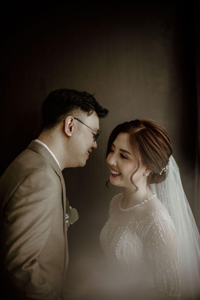 Marsha & Andi Wedding at Neo Soho Jakarta by AKSA Creative - 011