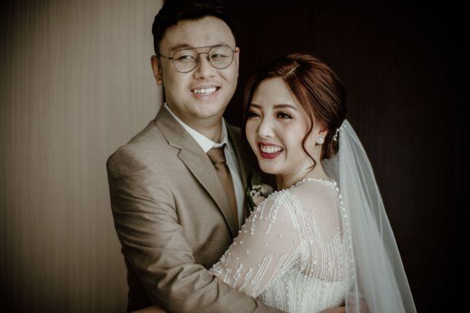 Marsha & Andi Wedding at Neo Soho Jakarta by AKSA Creative - 010