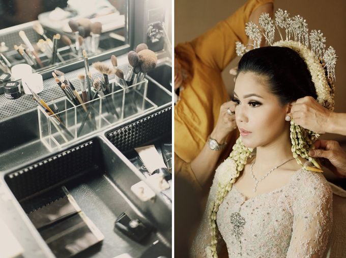 The Traditional Signature Wedding of Karla & Andhika by ThePhotoCap.Inc - 013