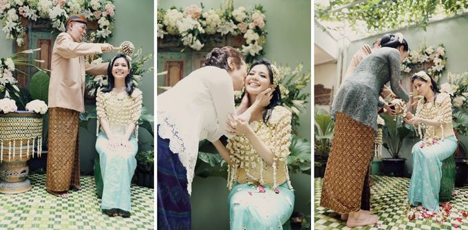 The Traditional Signature Wedding of Karla & Andhika by ThePhotoCap.Inc - 006