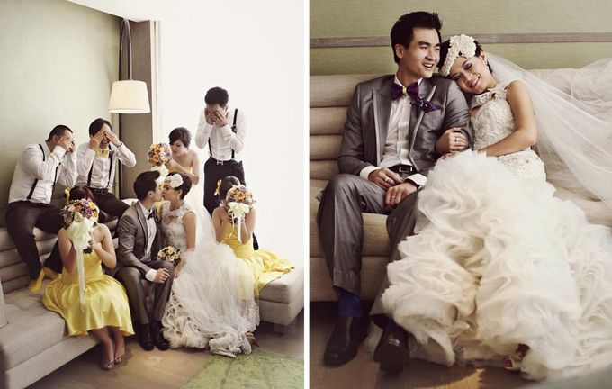 Andika and Vony's Wedding by Bali Wedding Planner - 005