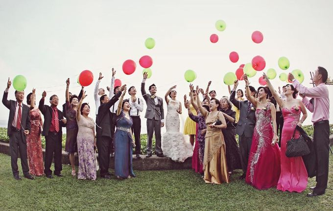 Andika and Vony's Wedding by Bali Wedding Planner - 006