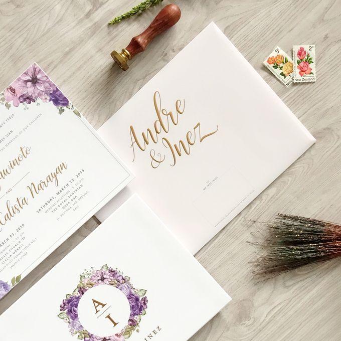 Andre & Inez by Meltiq Invitation - 005