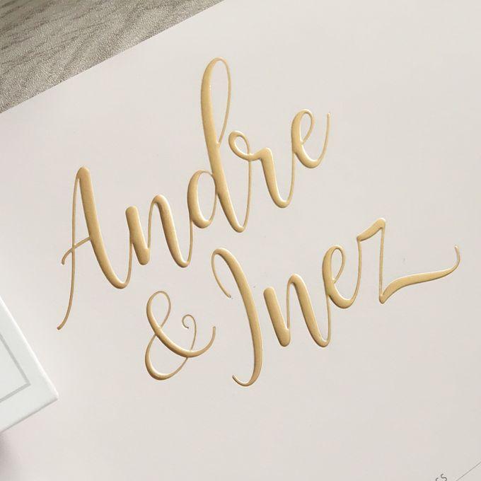 Andre & Inez by Meltiq Invitation - 001