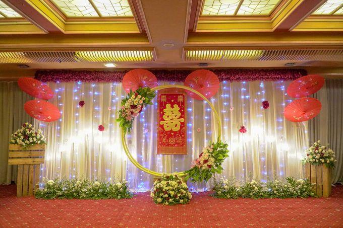 Wedding Day of Andre & Maria by D'banquet Pantai Mutiara - 010