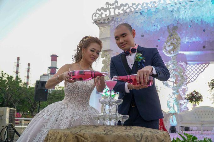 Wedding Day of Andre & Maria by D'banquet Pantai Mutiara - 003