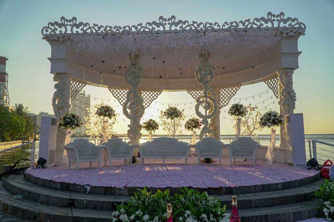 Wedding Day of Andre & Maria by D'banquet Pantai Mutiara - 005