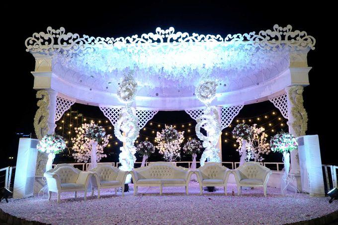 Wedding Day of Andre & Maria by D'banquet Pantai Mutiara - 009