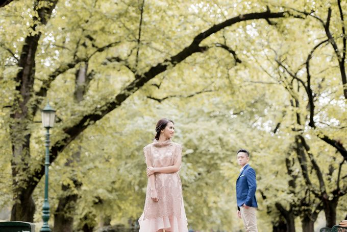 Melbourne Prewedding of Andre & Jeane by Kairos Works - 007