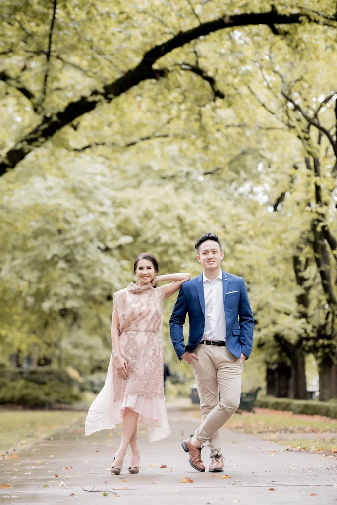 Melbourne Prewedding of Andre & Jeane by Kairos Works - 008