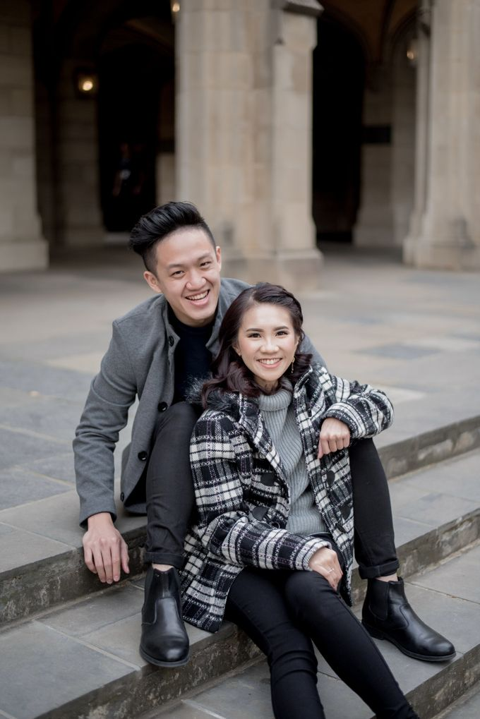 Melbourne Prewedding of Andre & Jeane by Kairos Works - 021