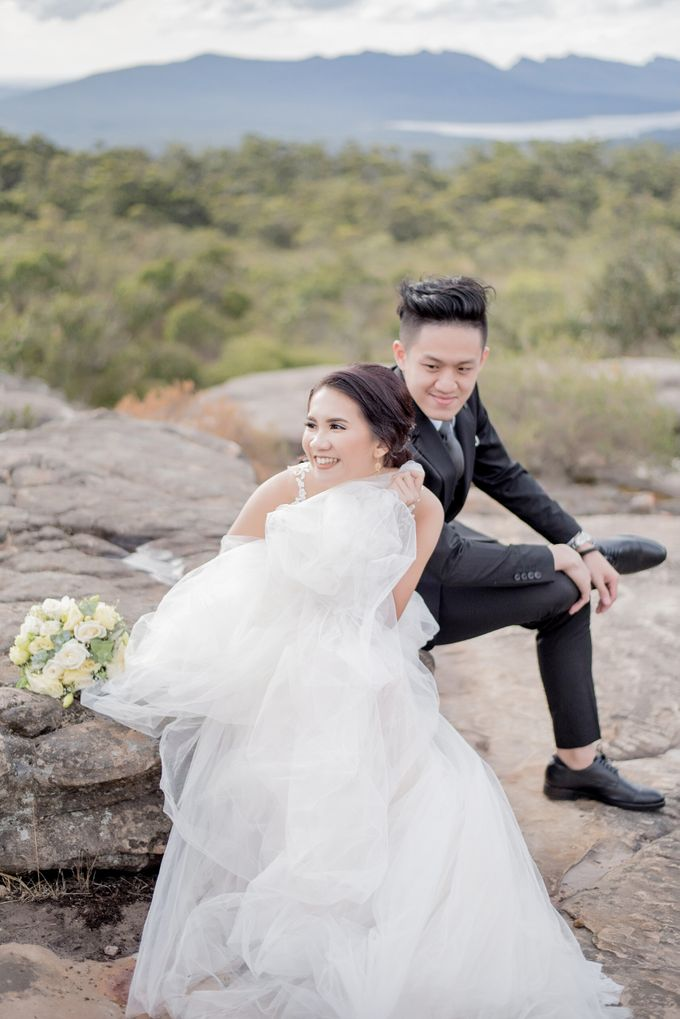 Melbourne Prewedding of Andre & Jeane by Kairos Works - 012