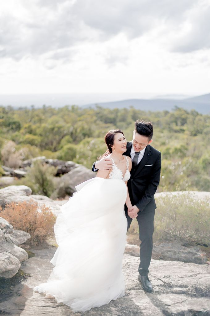 Melbourne Prewedding of Andre & Jeane by Kairos Works - 013