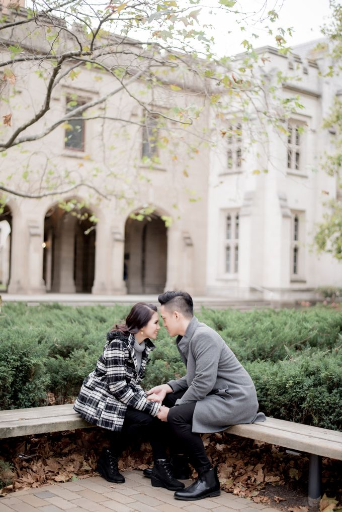 Melbourne Prewedding of Andre & Jeane by Kairos Works - 023
