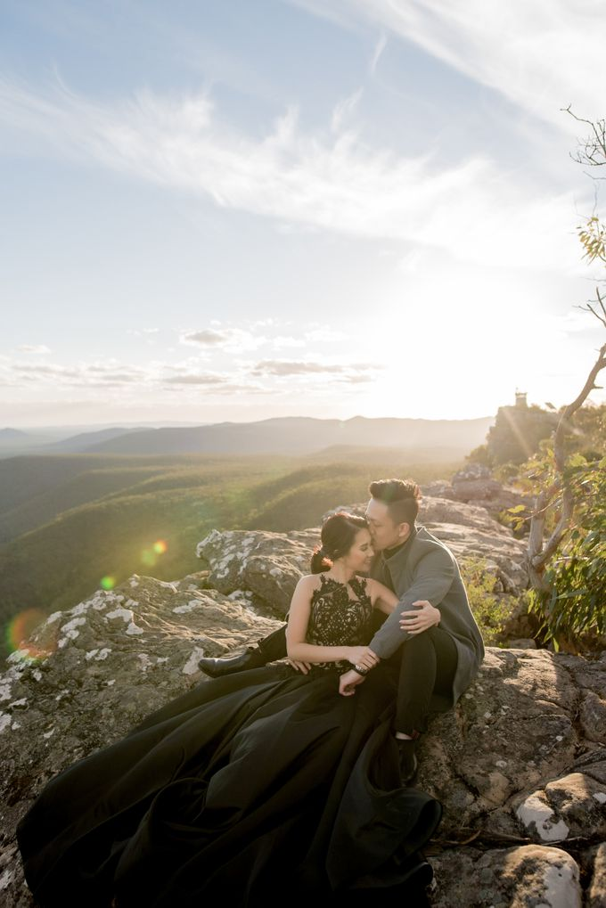 Melbourne Prewedding of Andre & Jeane by Kairos Works - 017