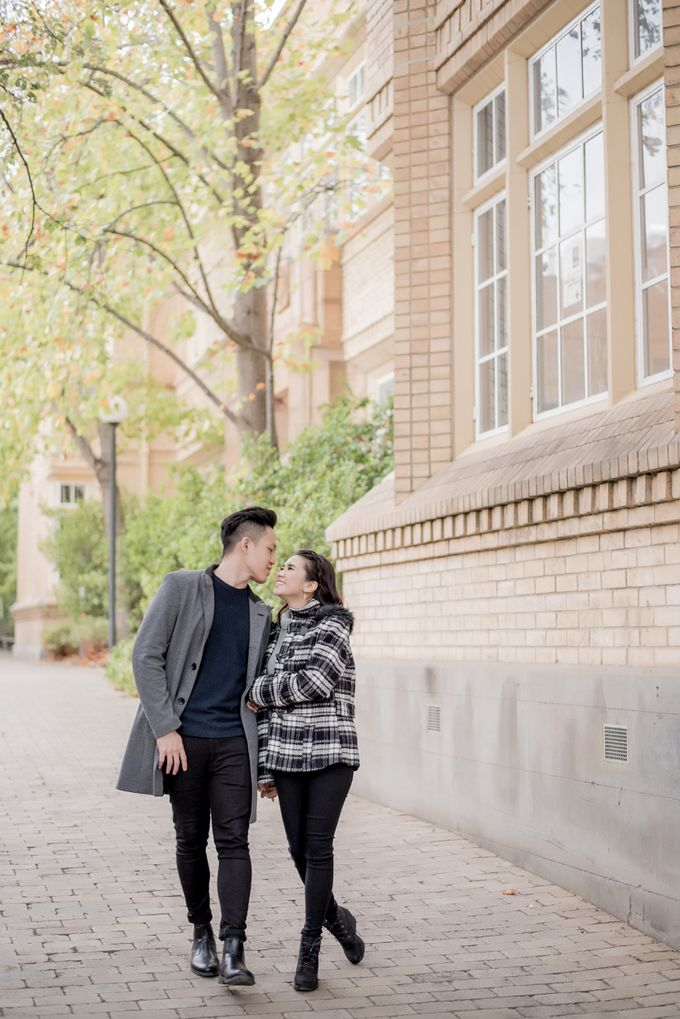 Melbourne Prewedding of Andre & Jeane by Kairos Works - 024
