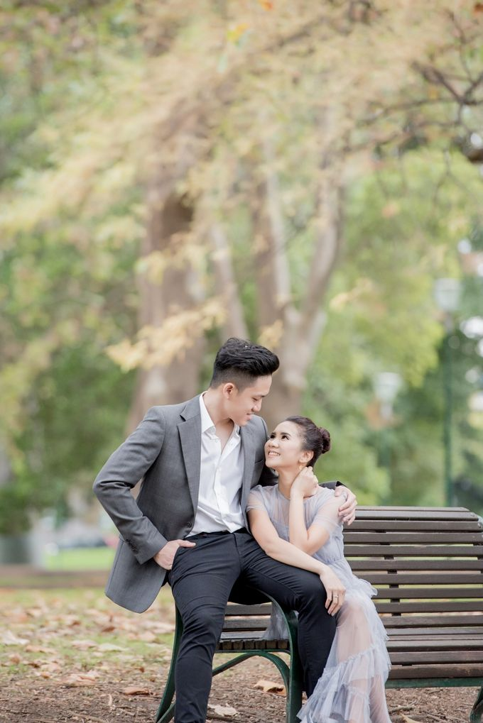 Melbourne Prewedding of Andre & Jeane by Kairos Works - 025
