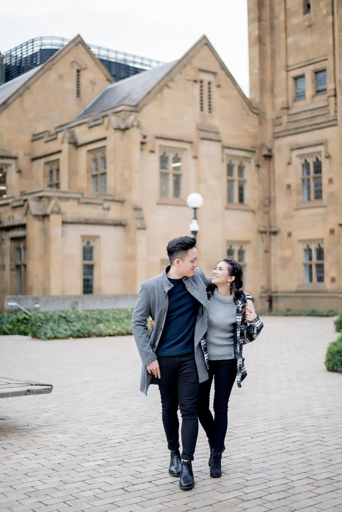 Melbourne Prewedding of Andre & Jeane by Kairos Works - 018