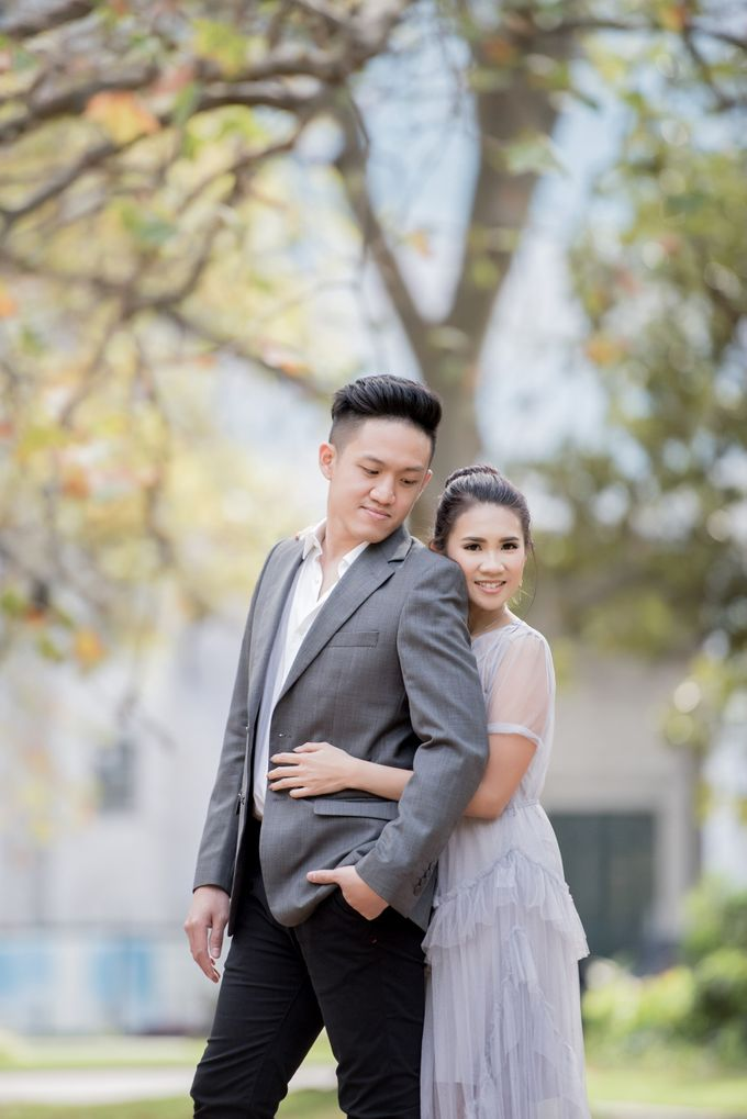 Melbourne Prewedding of Andre & Jeane by Kairos Works - 002