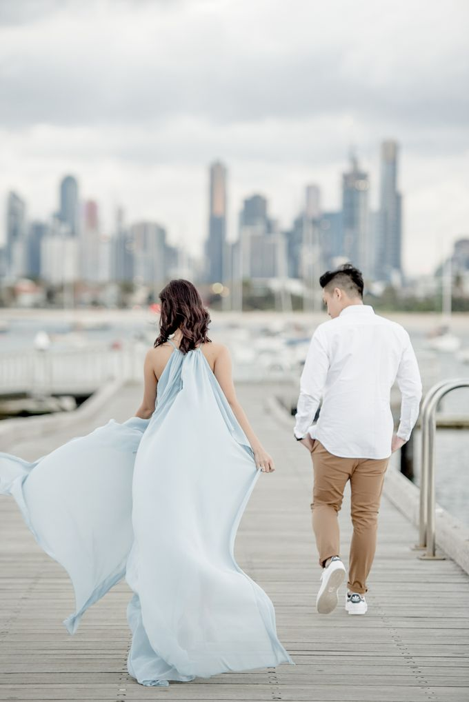 Melbourne Prewedding of Andre & Jeane by Kairos Works - 006