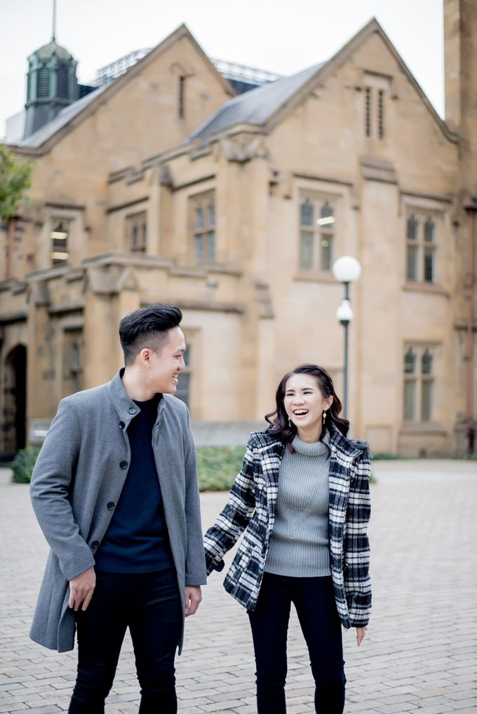 Melbourne Prewedding of Andre & Jeane by Kairos Works - 019