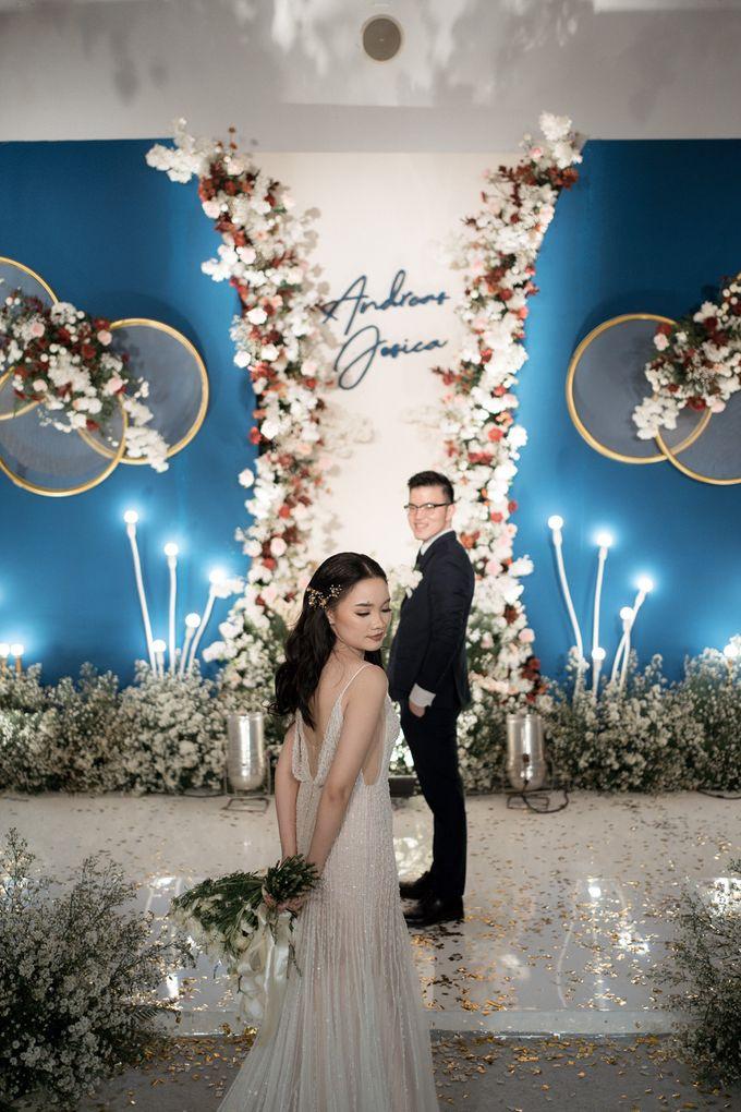 Andreas & Jesica Wedding at Maja House by PRIDE Organizer - 037