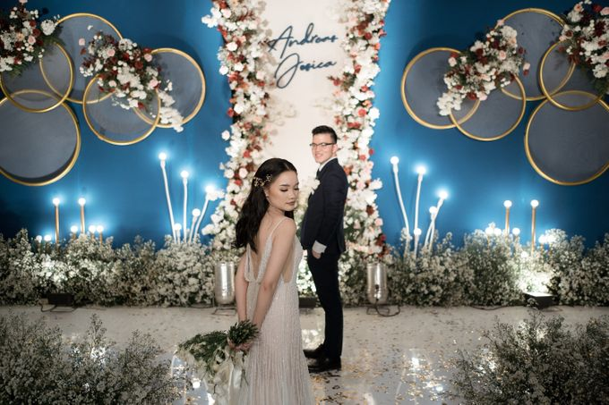 Andreas & Jesica Wedding at Maja House by PRIDE Organizer - 038