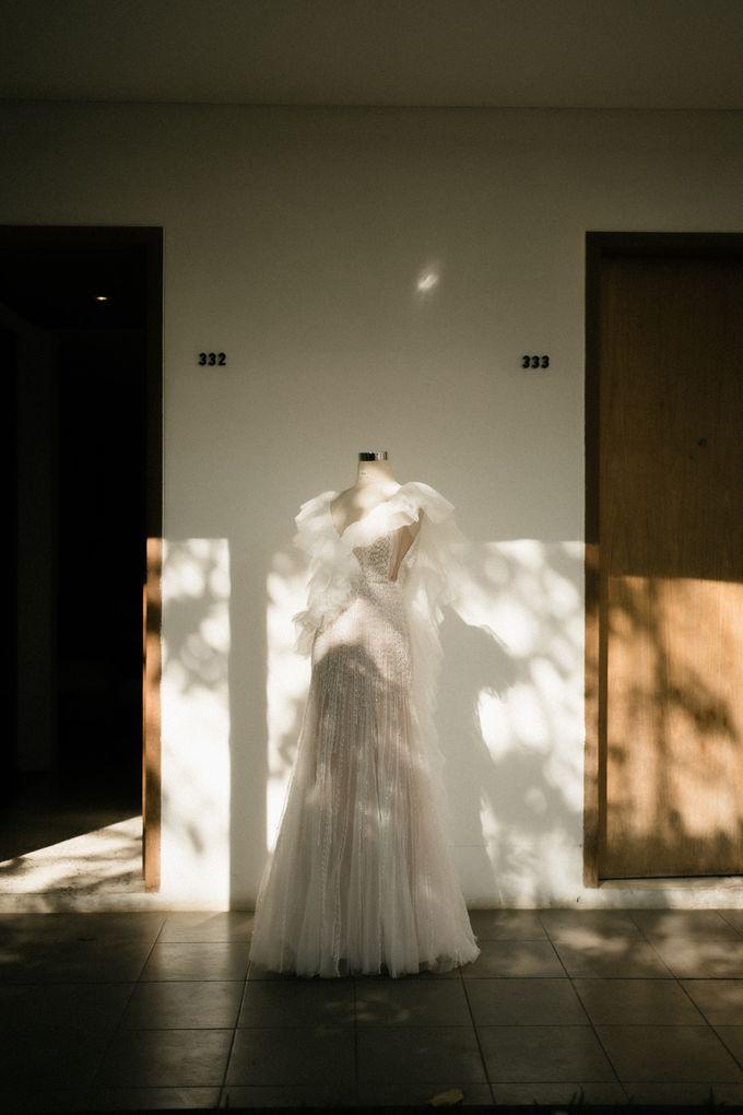 Andreas & Jesica Wedding at Maja House by PRIDE Organizer - 001