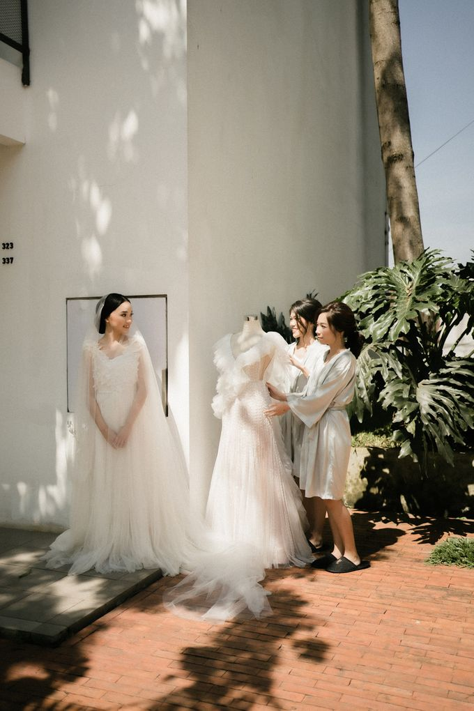 Andreas & Jesica Wedding at Maja House by PRIDE Organizer - 008