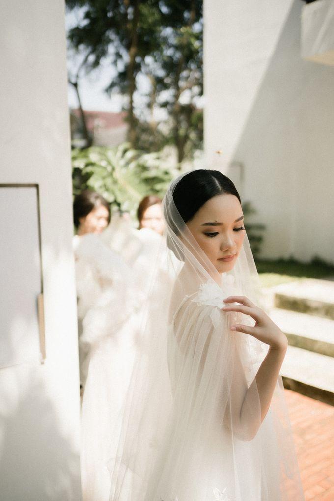 Andreas & Jesica Wedding at Maja House by PRIDE Organizer - 009