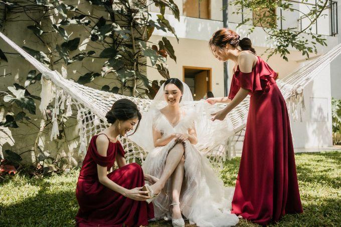 Andreas & Jesica Wedding at Maja House by PRIDE Organizer - 011