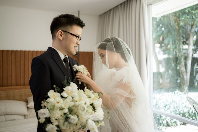 Andreas & Jesica Wedding at Maja House by PRIDE Organizer - 013