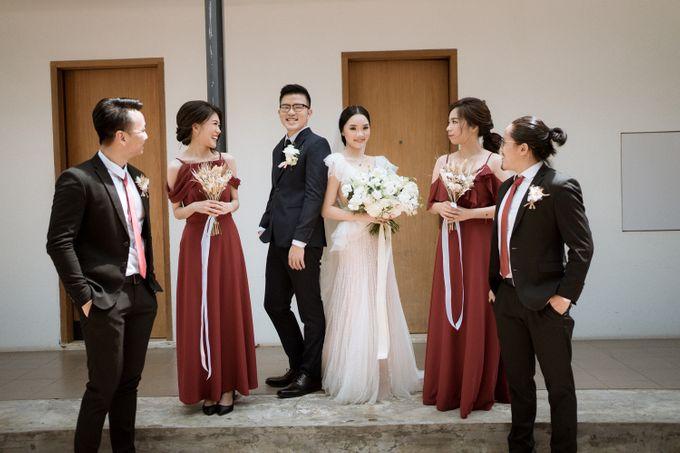 Andreas & Jesica Wedding at Maja House by PRIDE Organizer - 014