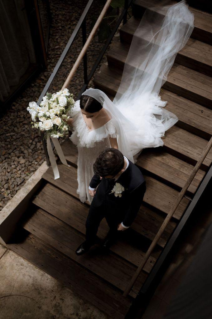 Andreas & Jesica Wedding at Maja House by PRIDE Organizer - 015