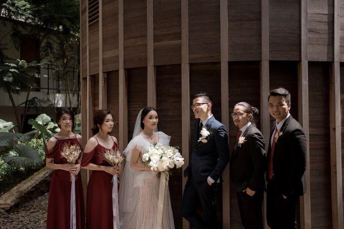 Andreas & Jesica Wedding at Maja House by PRIDE Organizer - 016