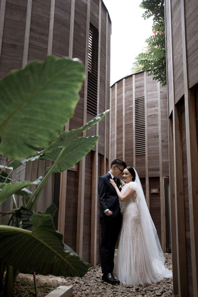 Andreas & Jesica Wedding at Maja House by PRIDE Organizer - 017