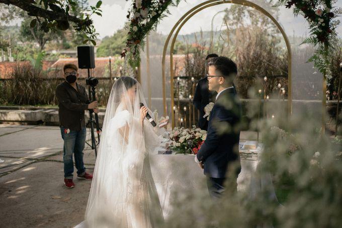 Andreas & Jesica Wedding at Maja House by PRIDE Organizer - 023