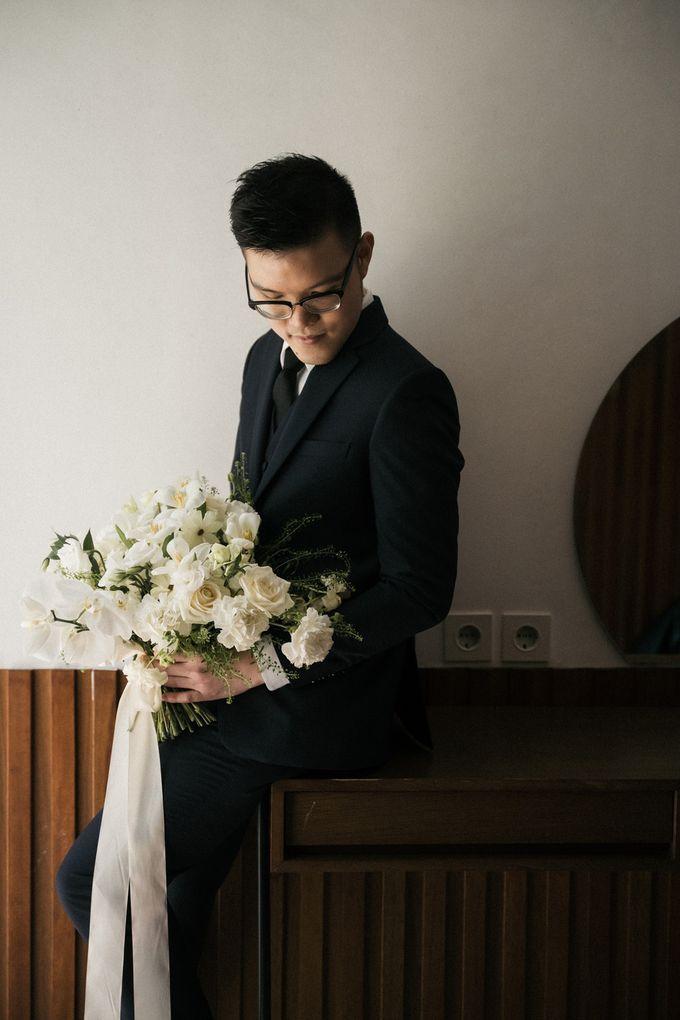 Andreas & Jesica Wedding at Maja House by PRIDE Organizer - 029