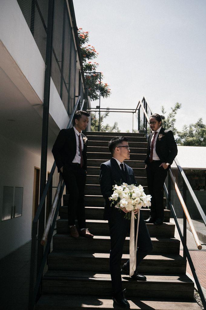 Andreas & Jesica Wedding at Maja House by PRIDE Organizer - 030