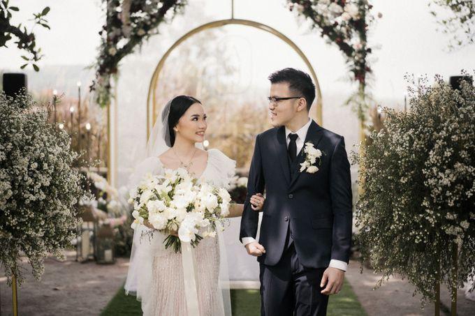 Andreas & Jesica Wedding at Maja House by PRIDE Organizer - 032