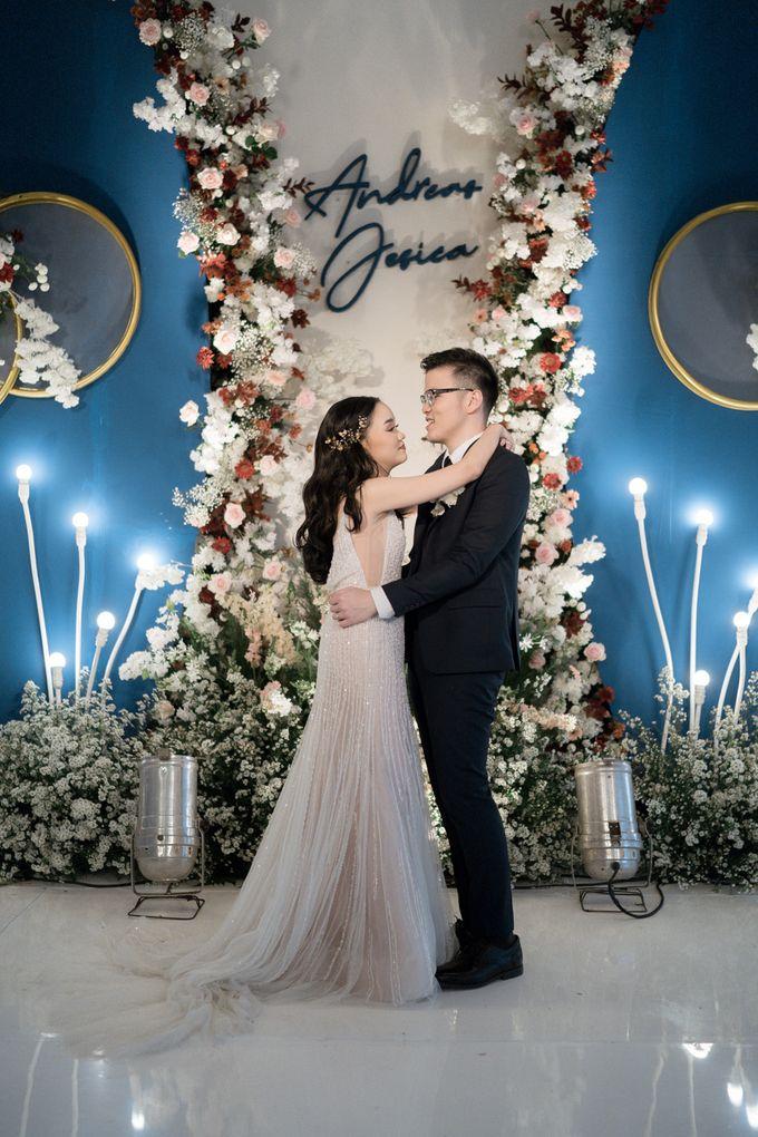 Andreas & Jesica Wedding at Maja House by PRIDE Organizer - 034