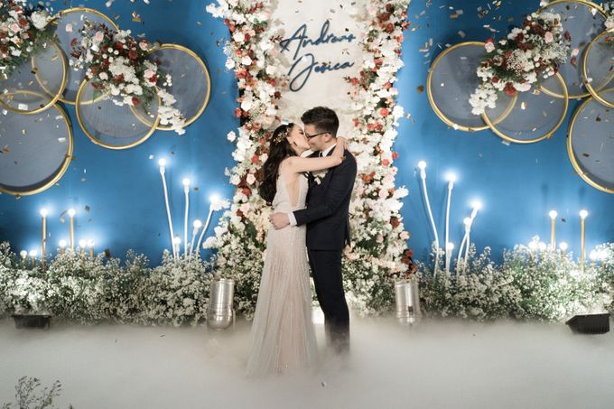 Andreas & Jesica Wedding at Maja House by PRIDE Organizer - 035