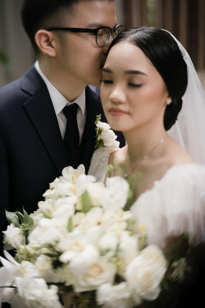 Andreas & Jesica Wedding at Maja House by PRIDE Organizer - 026