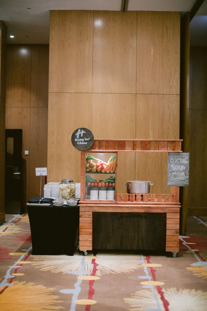 Wedding of  Andre and Stella by Holiday Inn & Suites Jakarta Gajah Mada - 028