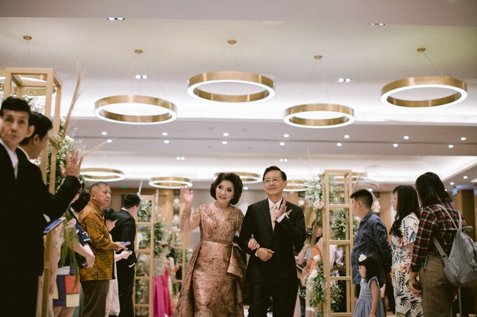 Wedding of  Andre and Stella by Holiday Inn & Suites Jakarta Gajah Mada - 030