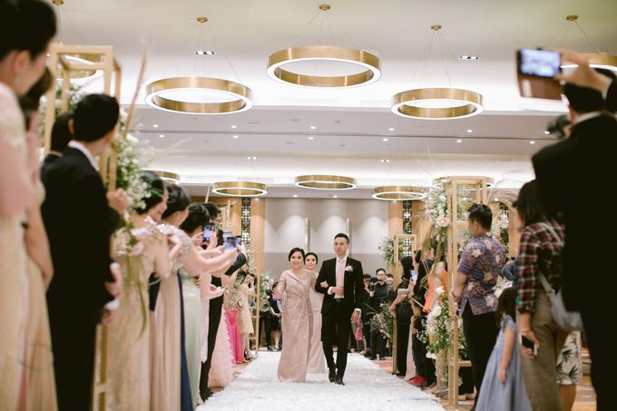 Wedding of  Andre and Stella by Holiday Inn & Suites Jakarta Gajah Mada - 032