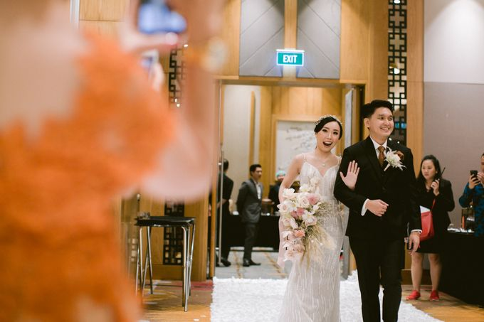 Wedding of  Andre and Stella by Holiday Inn & Suites Jakarta Gajah Mada - 033