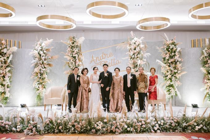 Wedding of  Andre and Stella by Holiday Inn & Suites Jakarta Gajah Mada - 040