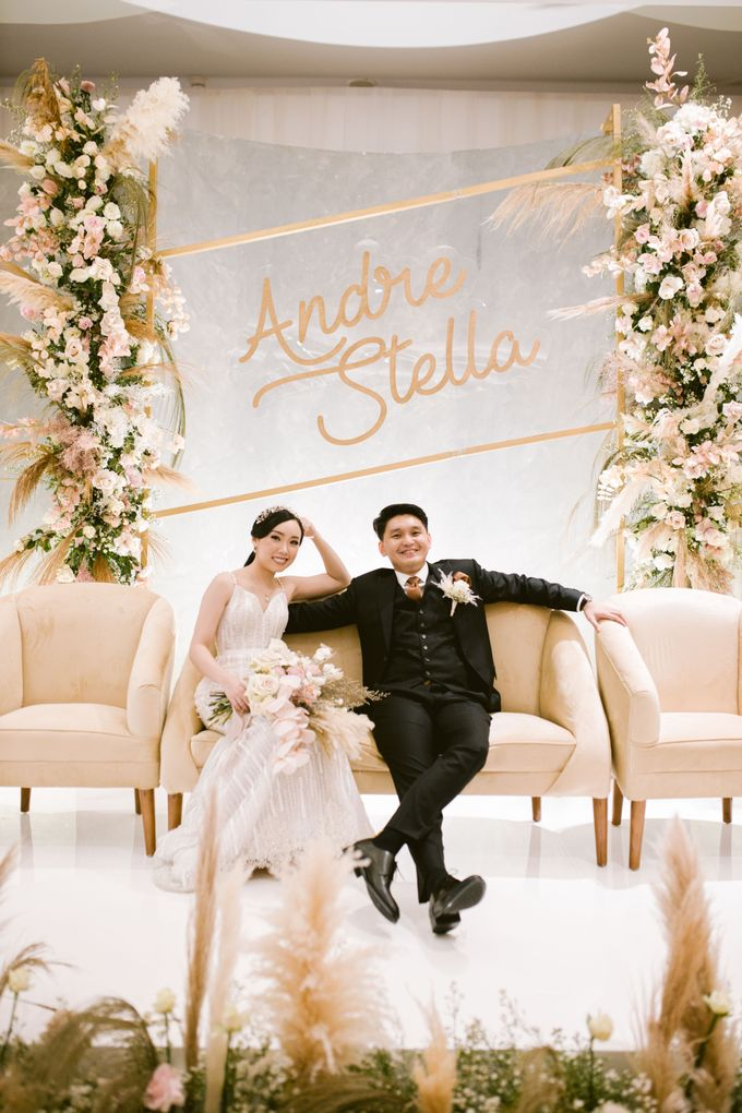 Wedding of  Andre and Stella by Holiday Inn & Suites Jakarta Gajah Mada - 041