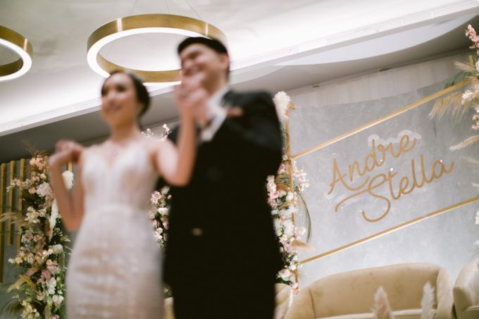 Wedding of  Andre and Stella by Holiday Inn & Suites Jakarta Gajah Mada - 043